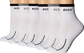 Anklet Cushion Socks w/ Tipping Logo - 6 pack