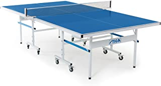 Stiga XTR Series Table Tennis Table – XTR and XTR Pro Indoor/Outdoor Table Tennis..