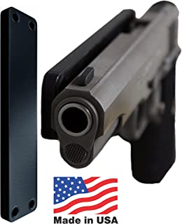 Gun Magnet | Gun Mount Holster | Magnetic Gun Mount | Concealed Carry Holster for Car, Truck, Home, Office, Handgun, Pisto...