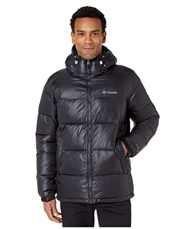 Columbia Pike Laketm Hooded Jacket (Black 1) Men