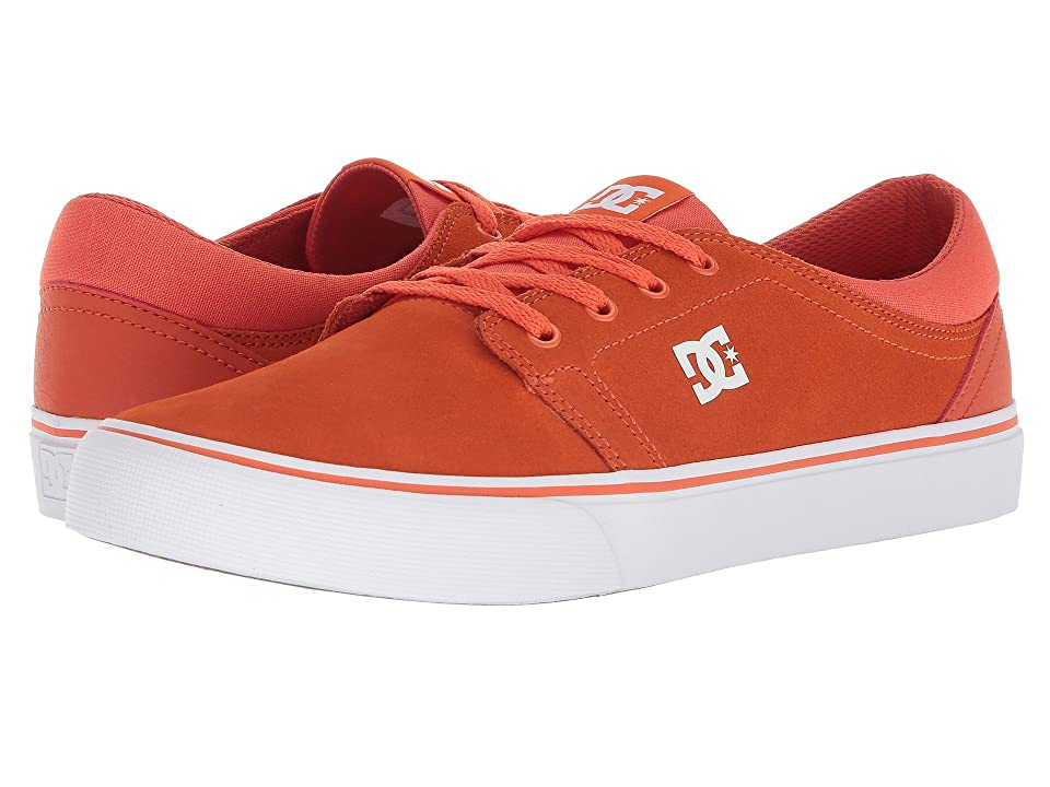 DC Trase SD (Rust) Skate Shoes