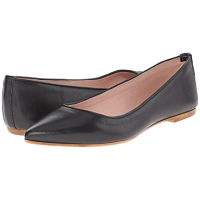 Summit by White Mountain Kamora (Black Leather) Women