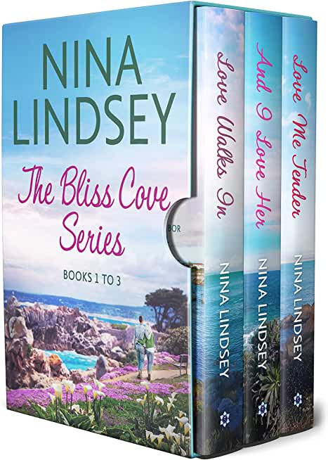 The Bliss Cove Boxed Set (Books 1-3) (English Edition)