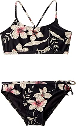 Albany Floral Bralette (Toddler/Little Kids)