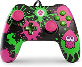 Wired Controller for Nintendo Switch - Splatoon 2