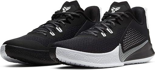 Black/Smoke Grey/White