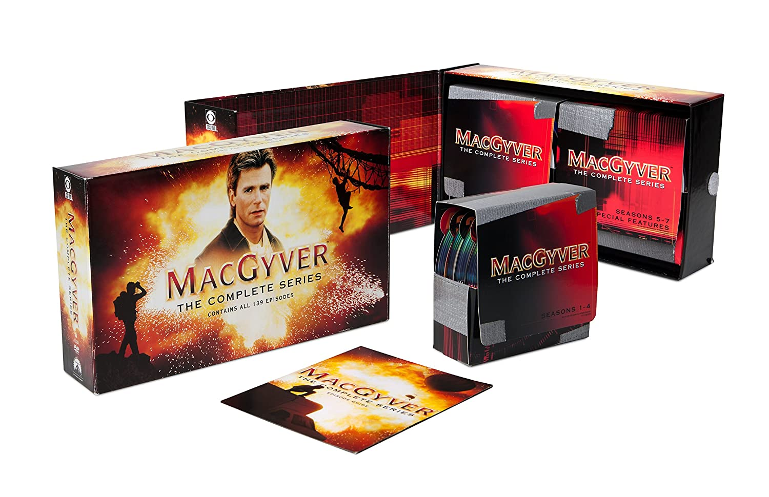 MacGyver Free Shipping Cheap Bargain Gift - The Complete Series Choice