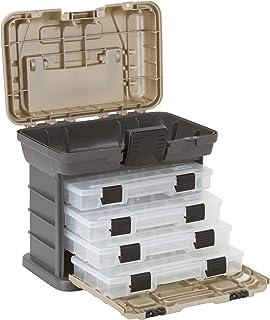 پلانو ریخته گری 1354 جعبه ابزار Stow N Go با 4 سری 23500 StowAways، Gray Gray و ماسه سنگ