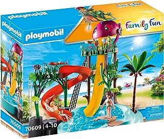 Aqua Park ze zjeżdżalniami