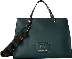 Pom Pom Handbag