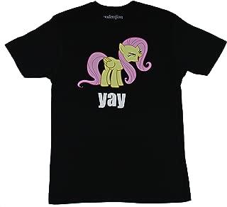 fluttershy t shirt yay