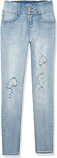 WallFlower Women's Juniors Sassy Push Up Skinny Jean
