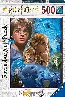 Ravensburger - Harry Potter à Poudlard - Puzzle 500 pièces - Puzzle Adultes - Premium Puzzle - dès 12 ans - 14821