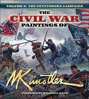 The Civil War Paintings of Mort Kunstler: Volume 3