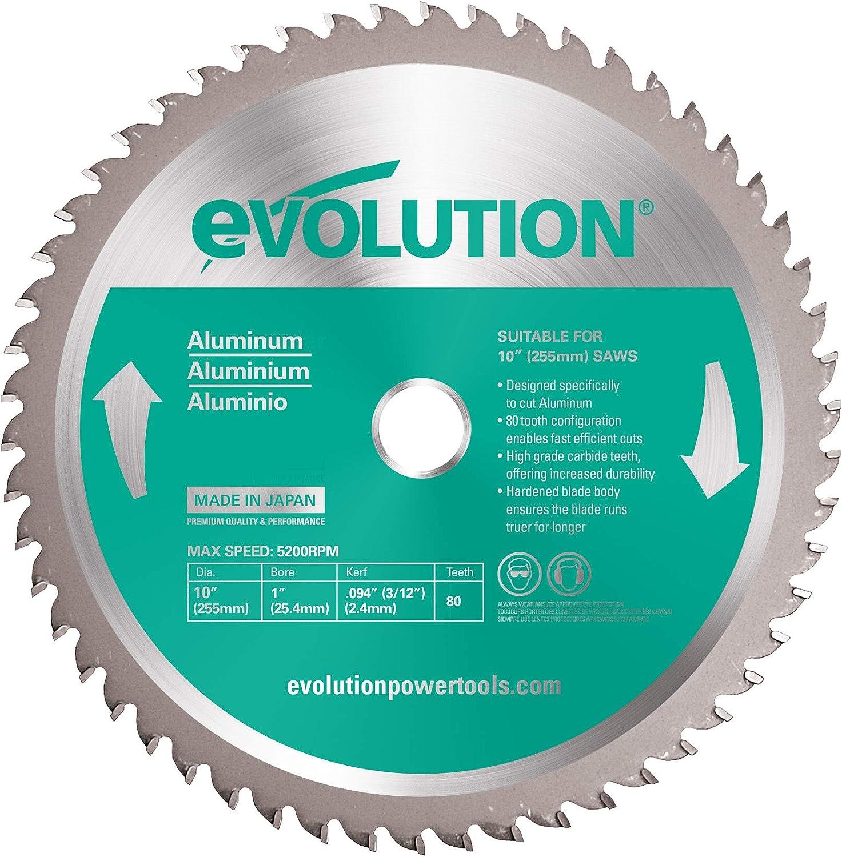 Evolution Power It is very popular Tools In stock 10BLADEAL Blade Aluminum 10