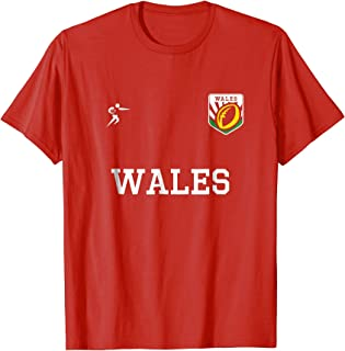 Wales Rugby Jersey Shirt