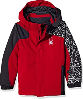 Spyder Boys' Mini Guard Ski Jacket