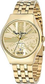 Reloj analógico para Hombre de Cuarzo con Correa en Acero Inoxidable R2353113002