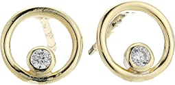 SHASHI - Zin Studs Earrings