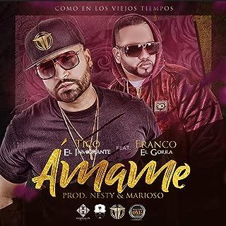 Ámame (Remix) [feat. Tico El Inmigrante]