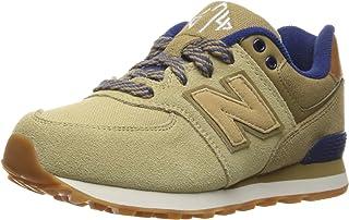 New Balance KL574V1 Pre Collegiate Pack Fashion Sneaker (Little Kid)