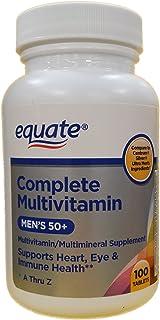 Equate - Complete Ultra Men's Health, 100 Tablets