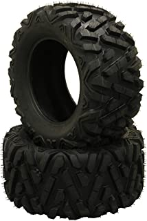 2 New Radial ATV/UTV Tires WANDA 26x11R12 6PR P350-10180