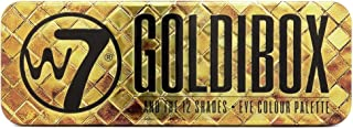 W7- Goldibox - Eyeshadow Tin