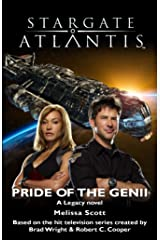 STARGATE ATLANTIS: Pride of the Genii Kindle Edition