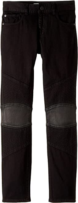 DL1961 Kids - Hawke Skinny Jeans in Wheel (Big Kids)