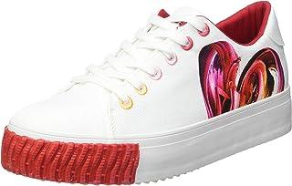 Desigual Shoes_Street_Heart, Sneakers Woman Femme