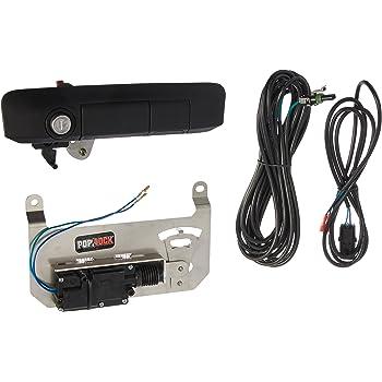 Pop /& Lock PL5200 Manual Tailgate Lock for Toyota Tacoma