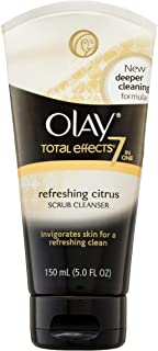 Olay Total Effects 7 In One Refreshing Citrus Scrub Cleanser  150ml