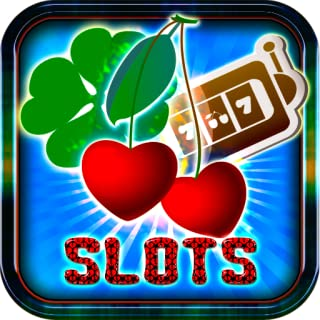Cherries Crush Slots Casino Heroes Free Jackpot Lucky Coins Love HD Slot Machine Games Free Casino Games for Kindle Fire HDX Tablet Phone Slots Offline