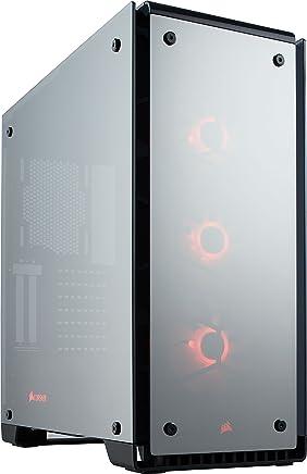 Corsair Crystal 570X Case da Gaming, Mid-Tower ATX, Finestra Laterale Vetro Temperato e Ventole, RGB LED, Mirrored - Trova i prezzi più bassi