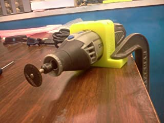 Holder for Dremel 4000, 4200 for Vise and Table mounting