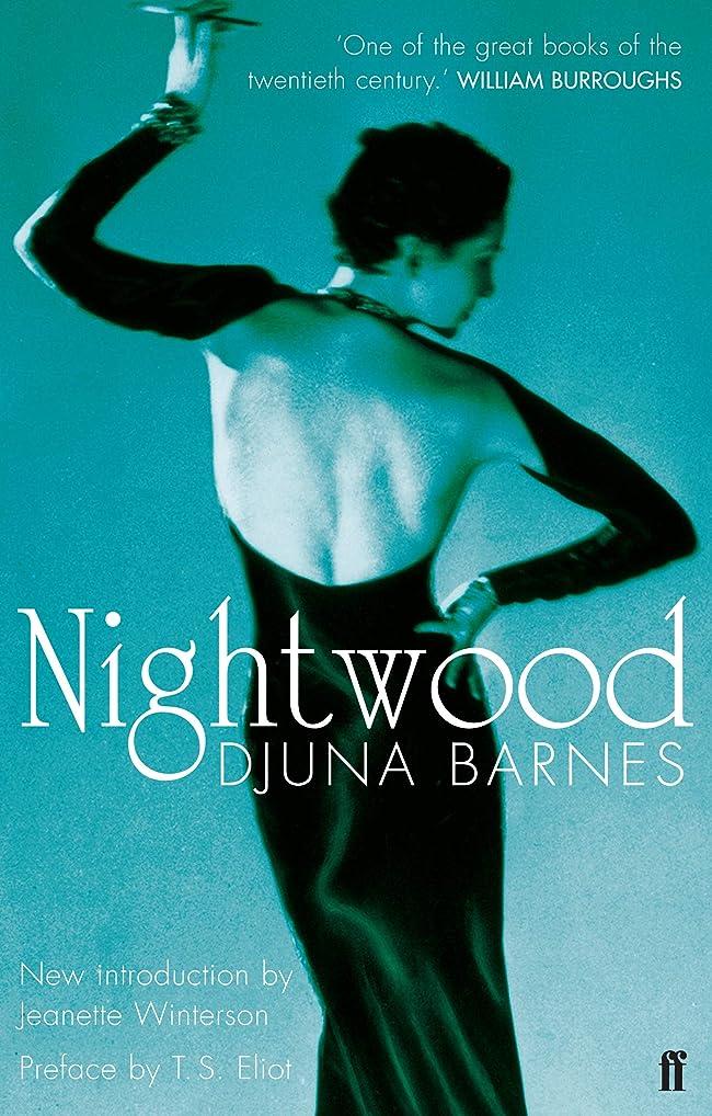 アセトラフ生息地Nightwood (Faber Library) (English Edition)