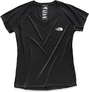 Women's Short Sleeve Reaxion AMP V Neck