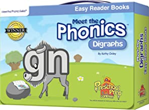 Meet the Phonics - Digraphs - Easy Reader Books