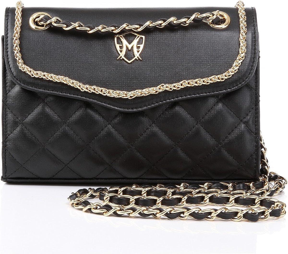 Natalie Real Nappa Leather Shoulder Greg Purse by Free shipping on posting reviews Handbag Michae Sales