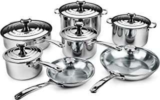 Best le creuset stainless cookware Reviews