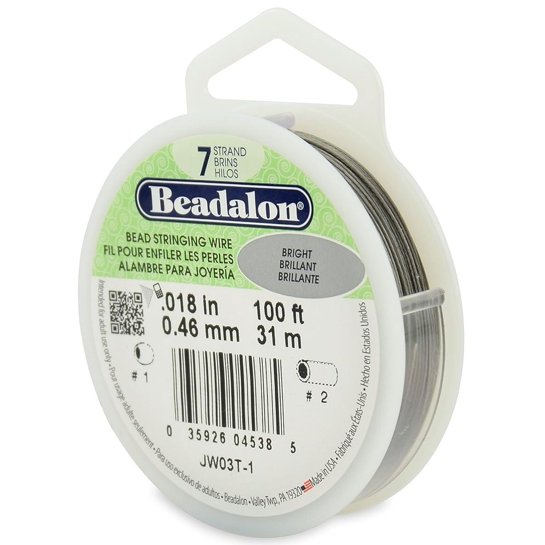 Beadalon 7-Strand 0.018