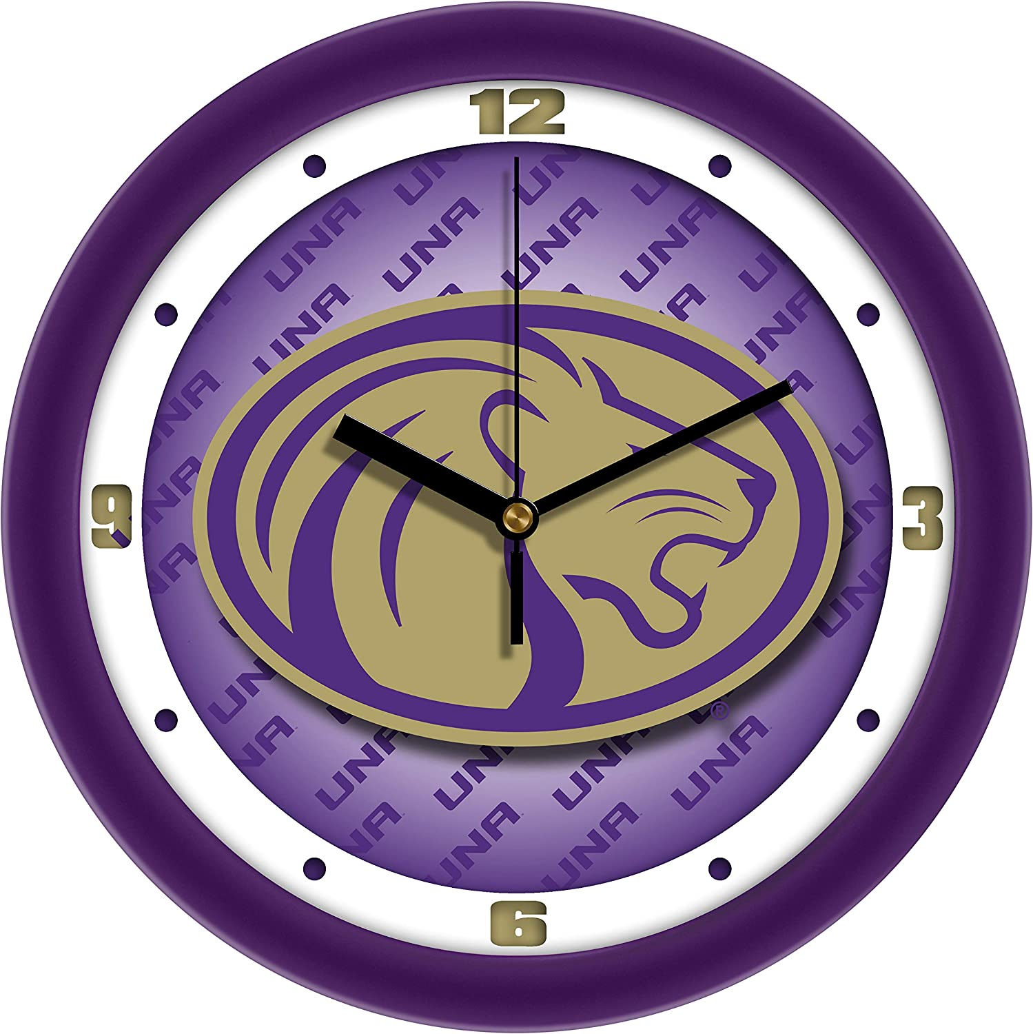 SunTime North gift Alabama Lions Wall Dimension Clock Store -
