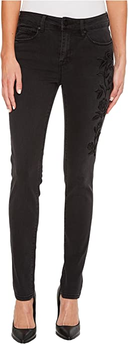 Sanctuary - Robbie Velvet Touch Rose Skinny Pants