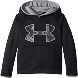 Under Armour Kids Armour Fleece Big Logo Hoodie (Big Kids)