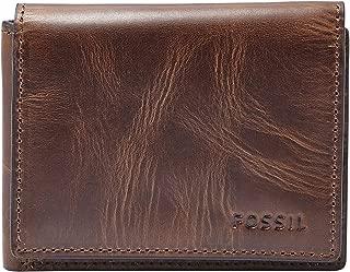 Fossil Men's Derrick Execufold, Dark Brown, One Size