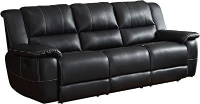 Phenomenal Amazon Com Delange Reclining Power Sofa With Adjustable Gamerscity Chair Design For Home Gamerscityorg