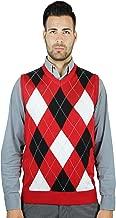 Best mens red argyle sweater vest Reviews