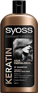 Syoss Shampoo Keratin Complex Hair Perfection, 500ml