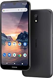 Nokia 1.3 Android 10 Go Edition Smartphone (Official Australian Version) 2020 Dual SIM 4G Mobile Phone with Long Lasting B...